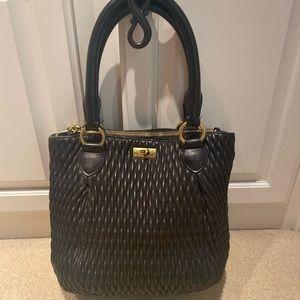 Jcrew black bag